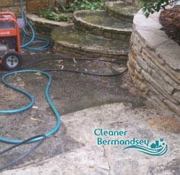 stone patio cleaning bermondsey